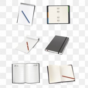Notebook - Paper Post-it Note Office Notebook U4fbfu6761 PNG