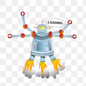 Robot Ufo - Robot Euclidean Vector Artificial Intelligence PNG