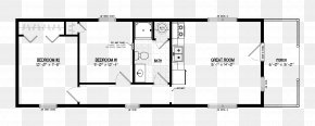 Plan - Log Cabin Floor Plan House Plan PNG