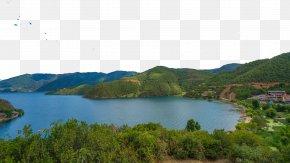 Lugu Lake Rigby Peninsula Fifteen - Lugu Lake Fukei High-definition Television Desktop Environment Wallpaper PNG