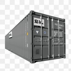 Container - Shipping Container Architecture Intermodal Container Food Storage Containers PNG
