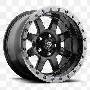 Wheel Rim - Custom Wheel Fuel Alloy Wheel Car PNG