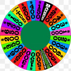 Wheel Mark - Game Show Video Game Wheel Car Prototype PNG