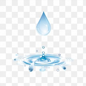 And Water Droplets - Water Drop Computer File PNG