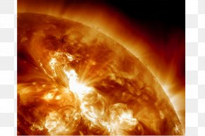 Solar Flare - Solar Storm Of 1859 Earth Solar Flare Geomagnetic Storm Coronal Mass Ejection PNG