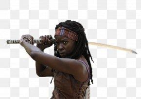 Dead - The Walking Dead: Michonne Rick Grimes Merle Dixon Negan PNG