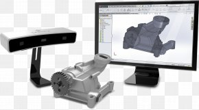Printer - 3D Scanner Geomagic 3D Printing Image Scanner Computer Software PNG