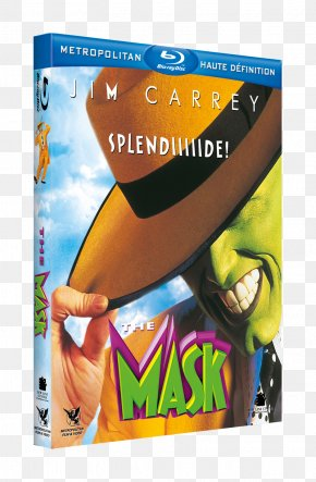 Stanley Ipkiss - Blu-ray Disc Stanley Ipkiss The Mask DVD 1080p PNG