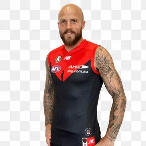 Yolk - Melbourne Football Club T-shirt Australian Football League Jersey PNG