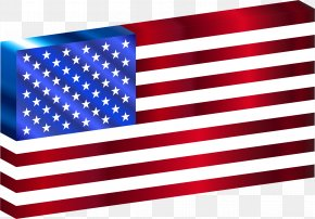 USA - Flag Of The United States Independence Day God Bless The U.S.A. PNG