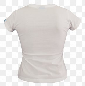 White T-shirt - T-shirt Sleeve Adidas Trefoil Polo Shirt PNG