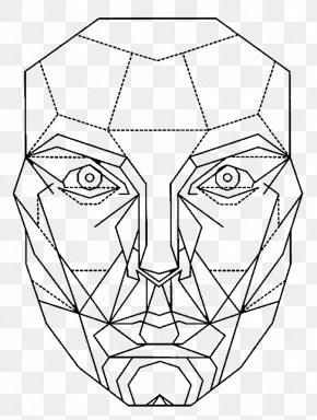 Face - Face Golden Ratio Vitruvian Man Mask Decagon PNG