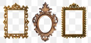Baroque - Picture Frames PNG
