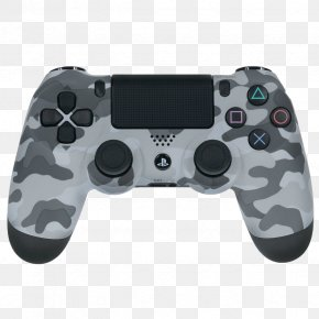 Gamepad Image - PlayStation 4 Game Controller DualShock Video Game Console PNG