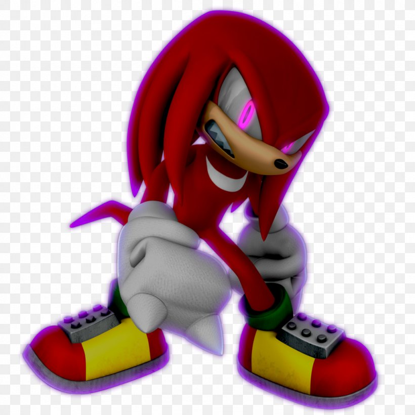 Sonic Knuckles Knuckles The Echidna Sonic The Hedgehog 3 Doctor Eggman Sonic Colors Png 1024x1024px