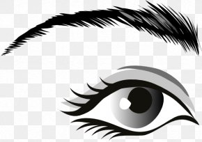 Eyes Outline Cliparts - Human Eye Clip Art PNG