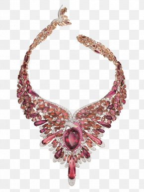 Jewelry - Jewellery Chow Tai Fook Gemstone Necklace Diamond PNG