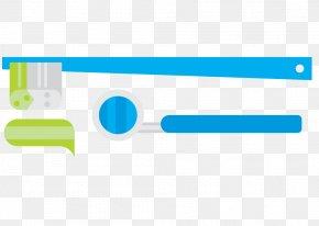 Vector Cartoon Toothpaste, Toothbrush Dental Mirror - Graphic Design Toothpaste Cartoon PNG