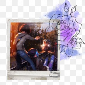 Chloe Tattoo Life Is Strange - Life Is Strange Video Game Remember Me Desktop Wallpaper Dontnod Entertainment PNG