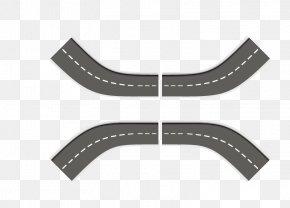 Vector Road - Road Euclidean Vector PNG