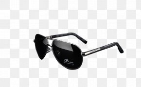 Driving Sunglasses - Goggles Sunglasses Polarized Light Lens PNG
