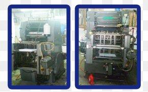 Imprimerie - Printing Machine Industry Engineering Direction Générale Des Impôts PNG