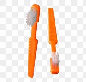 Orange Toothbrush - Toothbrush Bxf8rste PNG