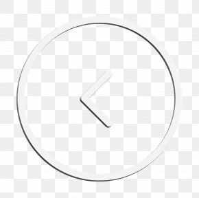 Blackandwhite Symbol - Back Icon Business SEO Icon Previous Icon PNG