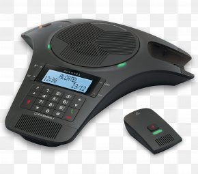 Conference - Microphone Alcatel Mobile Conference Call Telephone Digital Enhanced Cordless Telecommunications PNG