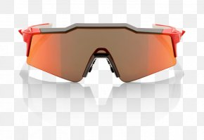 Fire Show - Goggles Sunglasses Red 100% Speedcraft PNG