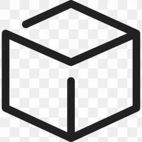 Geometric Shapes - Cube Three-dimensional Space PNG