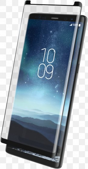 Smartphone - Smartphone Samsung Galaxy Note 8 Feature Phone Zagg Screen Protectors PNG