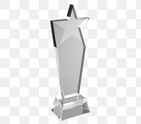 Star Crystal Trophy Creative PNG