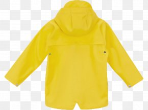Top Rain Suit - Clothing Yellow Outerwear Hood Sleeve PNG