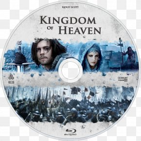 Kingdom Of Heaven - Kingdom Of Heaven Blu-ray Disc Michael Sheen DVD YouTube PNG