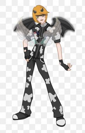 Legendary Creature Cartoon Male Costume PNG