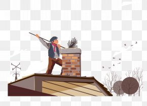 Vector Chimney Cleaning - Chimney Sweep Chimney Fire Modern Chimney Cleaning Cleaner PNG