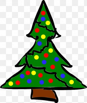 Christmas Tree - Clip Art Christmas Tree Christmas Day Christmas Jumper Christmas Decoration PNG