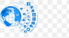 Business Icons - Social Media Marketing Digital Marketing Advertising Internet PNG