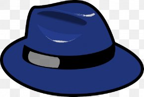 Blue Hat - Clip Art Openclipart Free Content Download Vector Graphics PNG