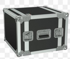 19-inch Rack - Road Case Quadraphonic Sound 19-inch Rack PNG