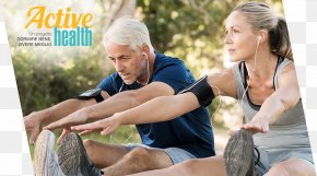 Elderly Care - Exercise Physiology Physical Fitness Stretching Weight Training PNG