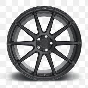 Wheel Rim - Wheel Sizing Car Rim Spoke PNG