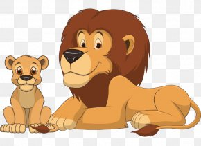 Lion - Lion Child Royalty-free PNG