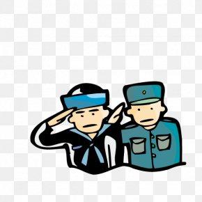 Soldier In Uniform - Soldier Military Uniform PNG