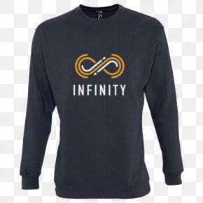 T-shirt - T-shirt Hoodie Yale University Sweater Bluza PNG