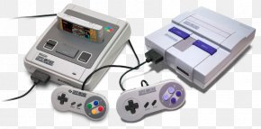 Super Nintendo Entertainment System - Super Nintendo Entertainment System Wii U PlayStation Super Mario Bros. PNG