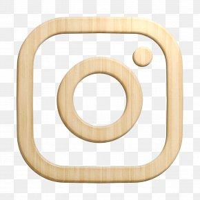 Metal Beige - Facebook Icon Instagram Icon Instagram 2016 Icon PNG
