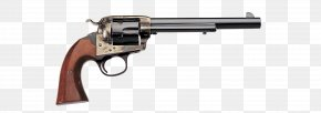 Hand Gun - Ruger Bisley A. Uberti, Srl. .45 Colt Firearm PNG