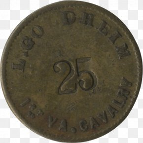Token Coin - Coin Medal Bronze 01504 Nickel PNG